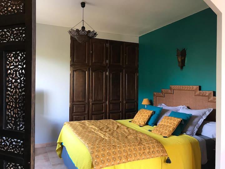 Gîte 60m² confort et calme dans le Gard Provençal