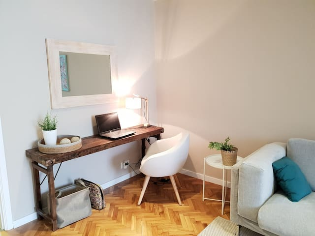 Single room in Paseo de Gracia