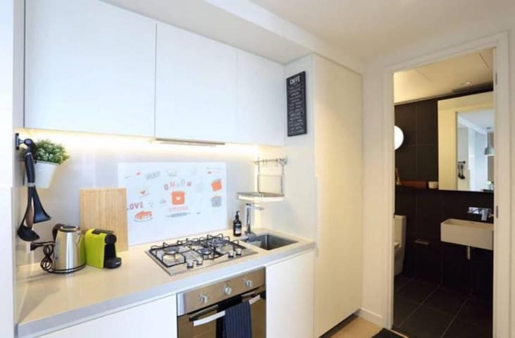 1 bedroom apartment in Melbourne CBD