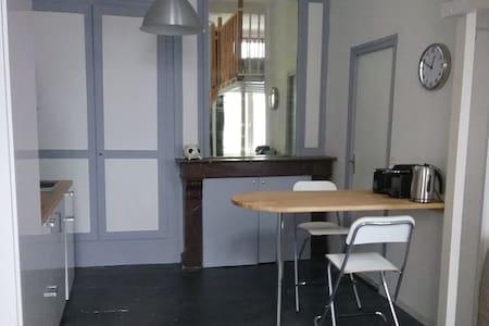 Studio 27m2 + mezzanine // Vieux Lille centre - Lille - Lägenhet