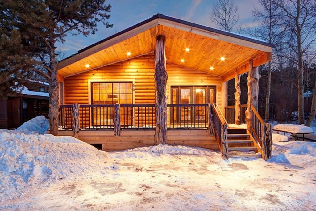 breck cabin cottages for rent in breckenridge colorado