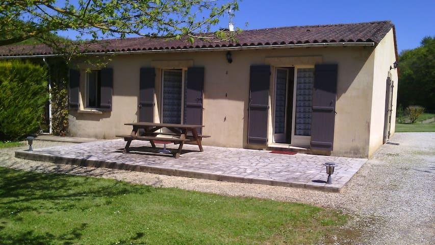 Le Petit Beyssac 1 - Saint-André-d'Allas - Dom