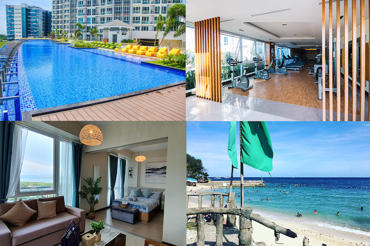 Mactan Newtown Sea View Fully Furnished Condo