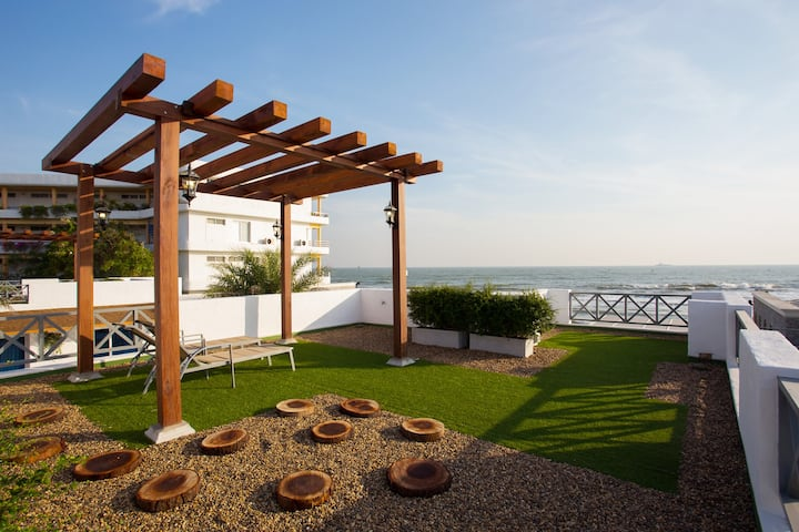 Beach Front Villa 2 Bed Room Only