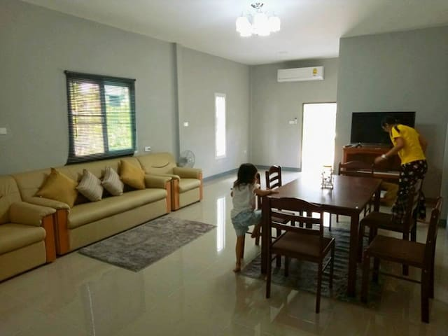 Krabi Green Leaf Homestay