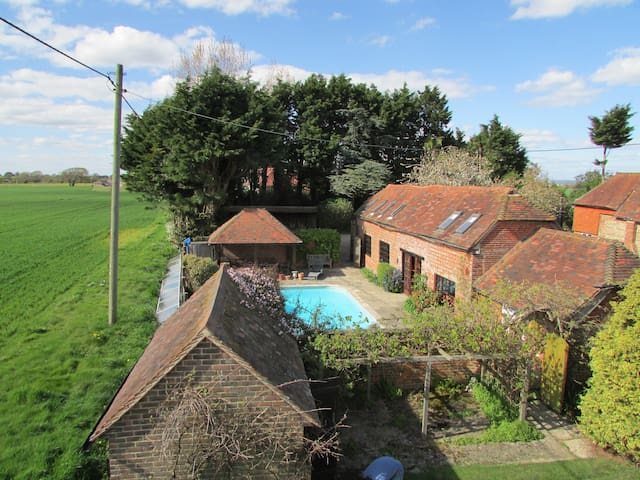 The Barn at Banwell Farm - West Sussex - Huis