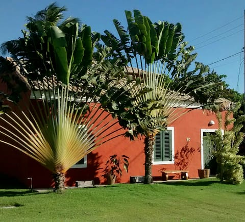 Charming House at Espelho Beach