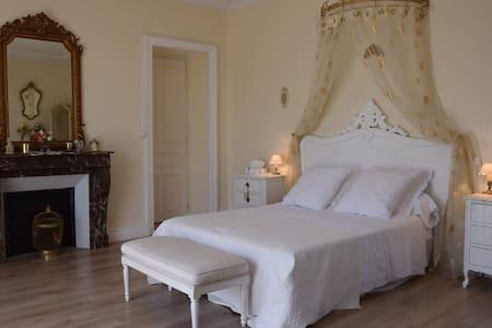 la villa bleue chambre Angélus - Mauléon - Bed & Breakfast