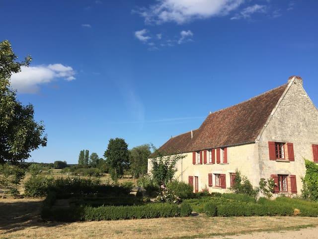 Dépendance Château de la Cornière - Macé - House