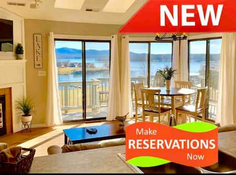 BERNARDS  LANDING⭐️BEST VIEWS⭐️MARCH RATES REDUCED