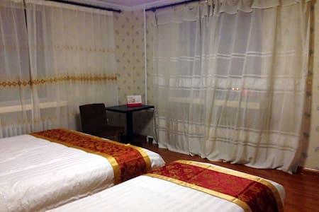 毗邻哈尔滨最繁华的中央大街的高端家庭房出租 - 哈尔滨市