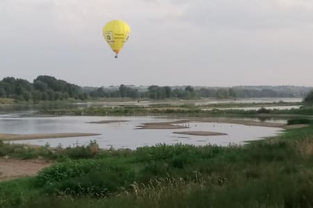 Maison dans un village de charme du bord de Loire