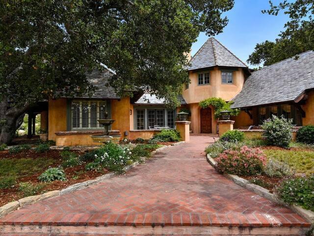 Plush Studio Rental in Montecito - Santa Barbara - Apartmen