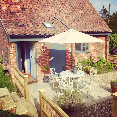Charming boathouse, Norfolk Broads - Norwich - Flat