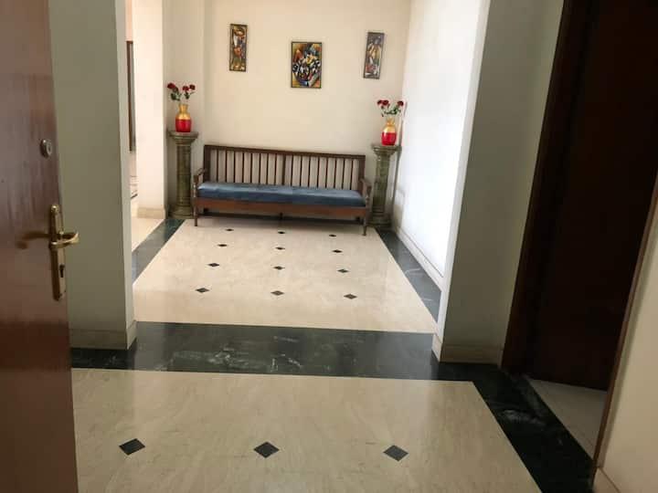 Lavish apartment in the heart of Gurgaon