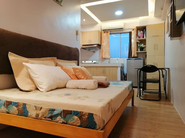AFFORDABLE STUDIO UNIT AT A COZY PLACE IN CEBU