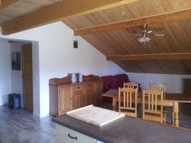 Appartement à la montagne - Seyne - Apartament