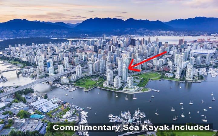 Luxury Seaside Living - Biking Kayaking