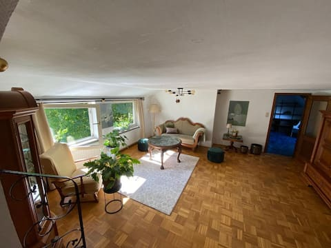 Holiday apartment in the Franconian Forest