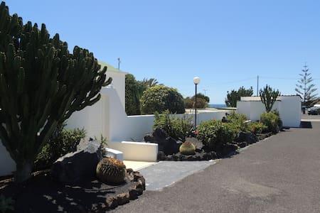 Apartment Luna im FKK-Dorf Charco del Palo - Charco del Palo - Lejlighed