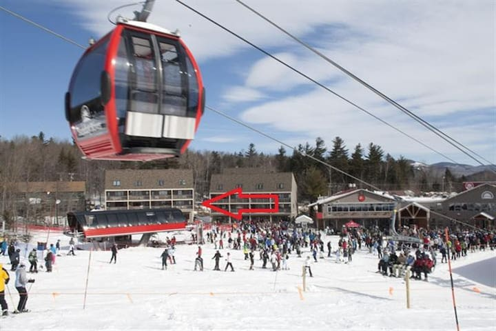 Premier Ski In/Out Condo at Sunday River - Newry - Lägenhet