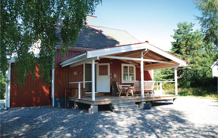 Nice home in Nordmarkshyttan with WiFi and 3 Bedrooms