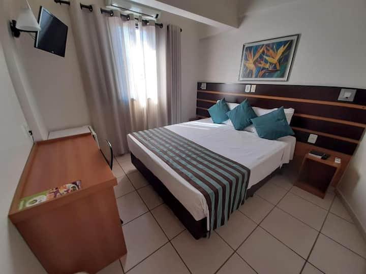 Standard p/ 2 pessoas - Hotel Ferraz