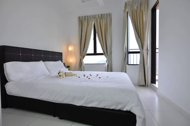 Malacca Homestay @ Cozy Stay DELUXE 3BR