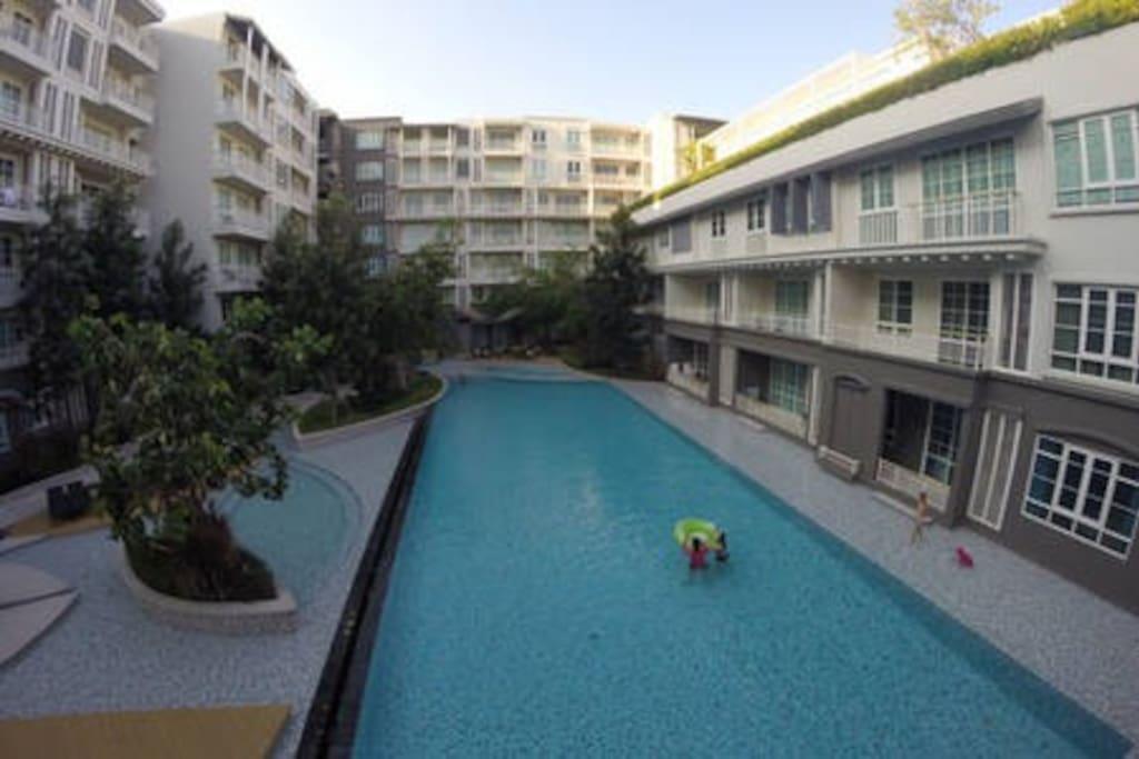 Condominium Area