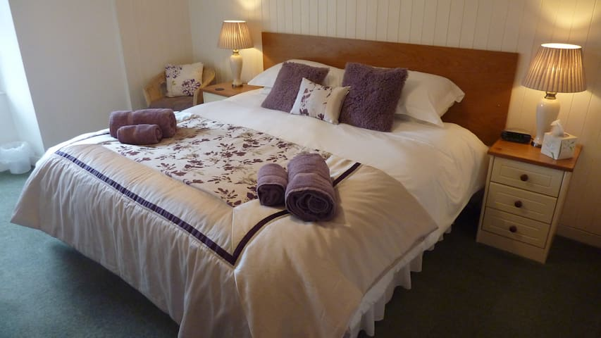 Plas Tan y Graig - Room 7 - Luxury - Beddgelert - Bed & Breakfast