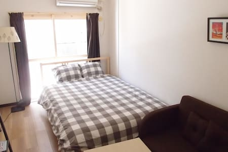 5min Nakano station, broadway. private apt+P-Wifi - Nakano-ku