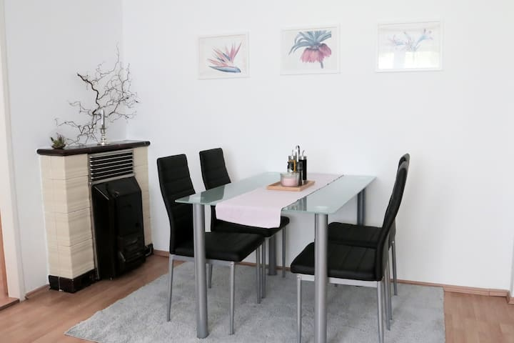 Ruhiges 41m² Apartment in Linz