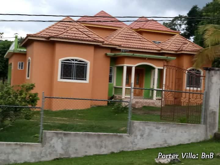 Porter Villa