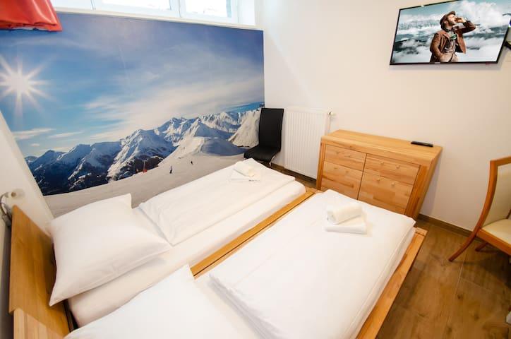 Residence Alpin Kaprun - Studio B