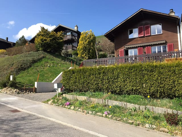 Swissness BnB within big family! Lucerne, Pilatus