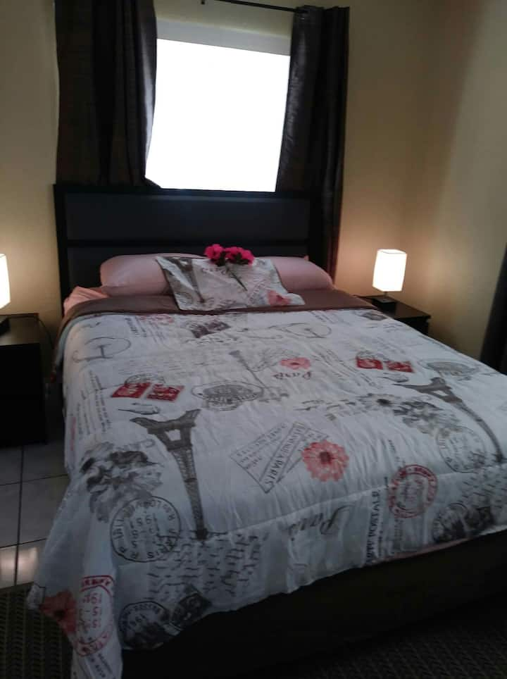 The Comfort suite