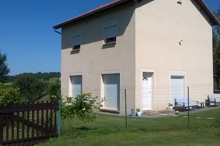 Gîte la Fontaine Verte proche ALBI - Carmaux - Saint-Jean-de-Marcel - Hus