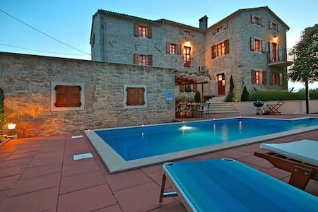 Villa Angela e Giovanni - Žudetići - Haus