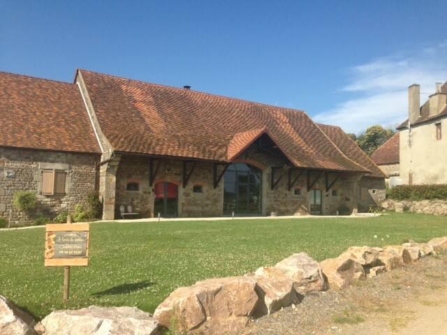 Marie de Serles en Gite/Bourgogne du Sud - Gourdon - Nature lodge