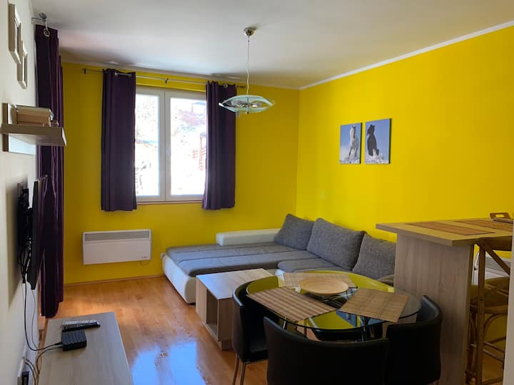 Foka Spa apartment 31 ideal for family vacation