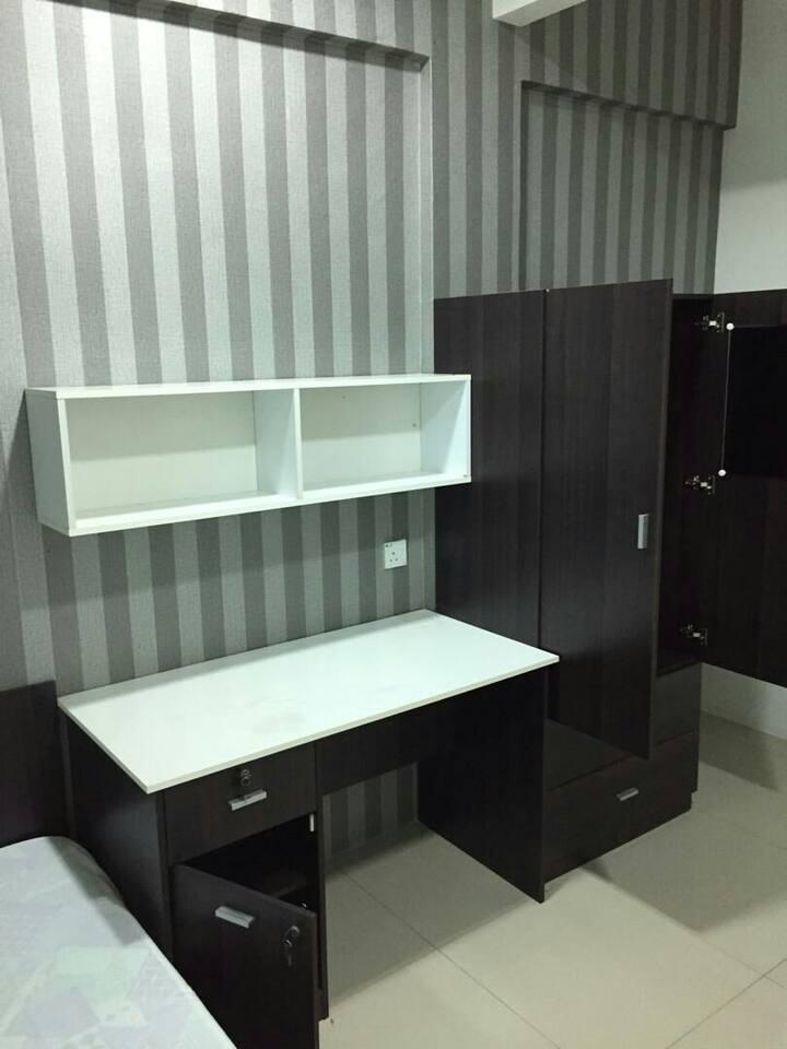 Utar Kampar Aircond Studio Homestay