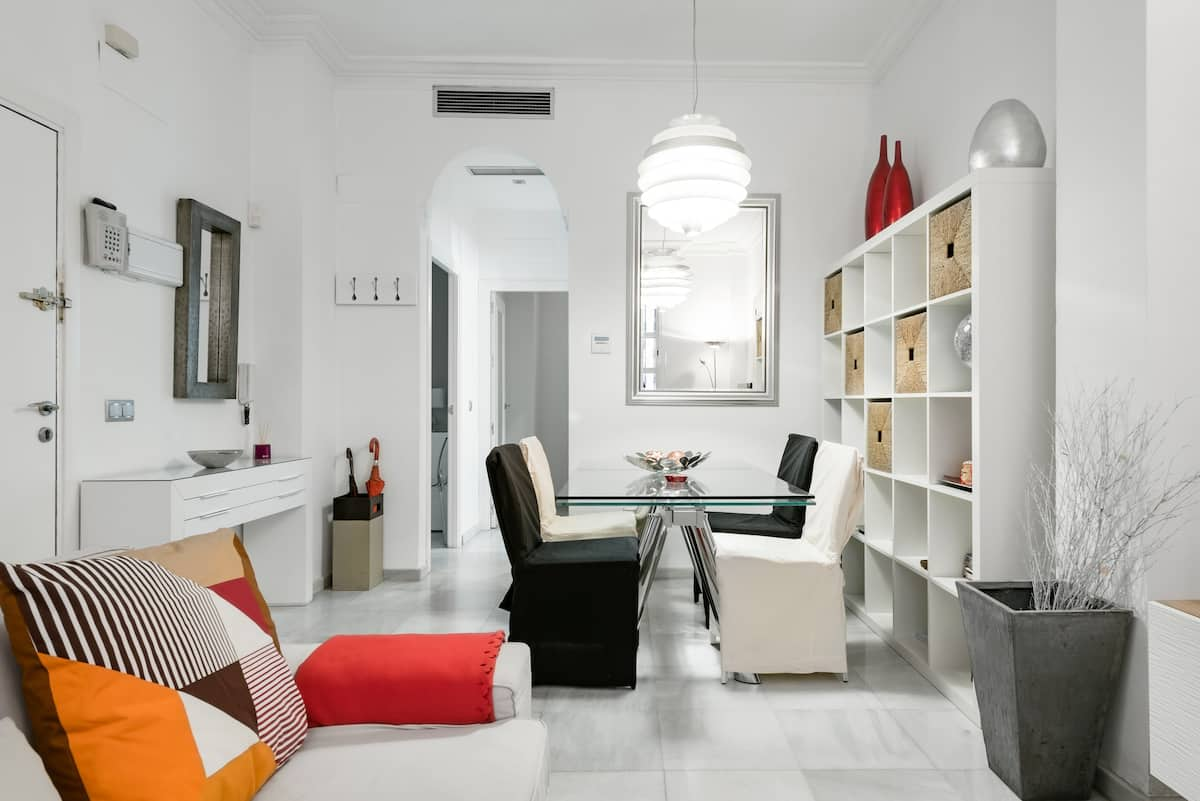Explore Cultural Sights from a Family-Friendly Apartment