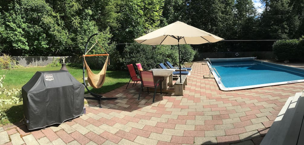 Andy's Retreat, Heated Pool, Central AC, Jacuzzi - Falmouth - House
