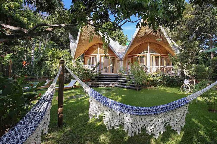 Villa Se7e Trancoso - Loft Bambu e Casa Madeira