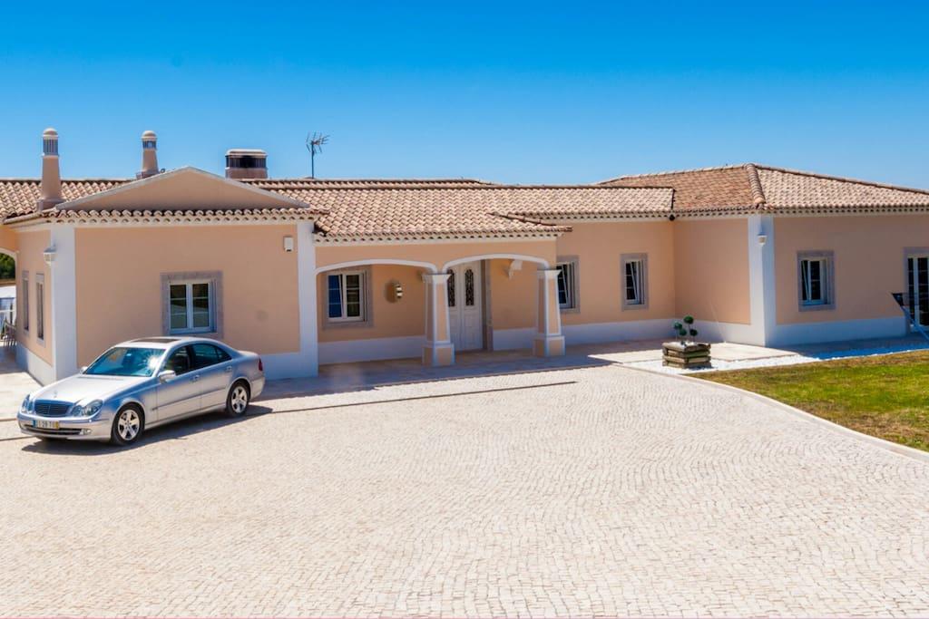 Vacances de Reve au Portugal dans une villa de luxe proche de Lisbonne et Sintra