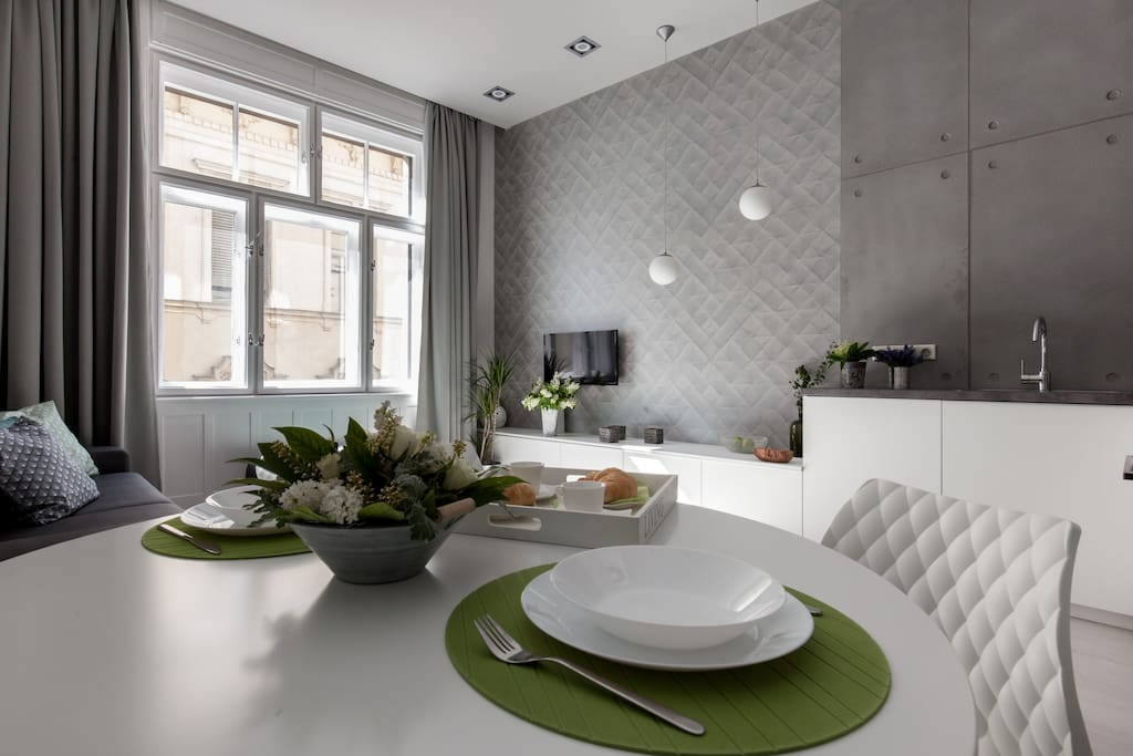 Boutique apartment in Budapest downtown