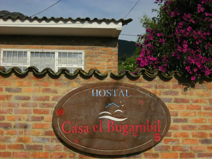 Hostal Bugambil Bed And Breakfast En Sopó