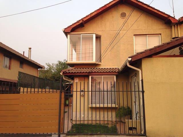Comfortable rooms near to San Jose & Pirque. - Puente Alto - Casa