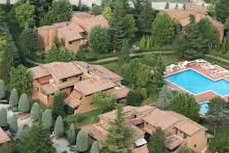 Stanza in residence con piscina - Sirmione - Apartment