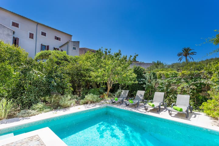BONAIRE - Villa for 8 people in SINEU.